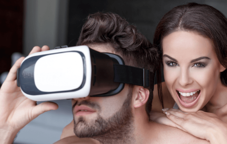 Want to try VR porn? Here's what you need to know