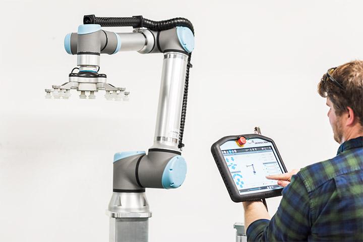The Origins of Robotics in Manufacturing