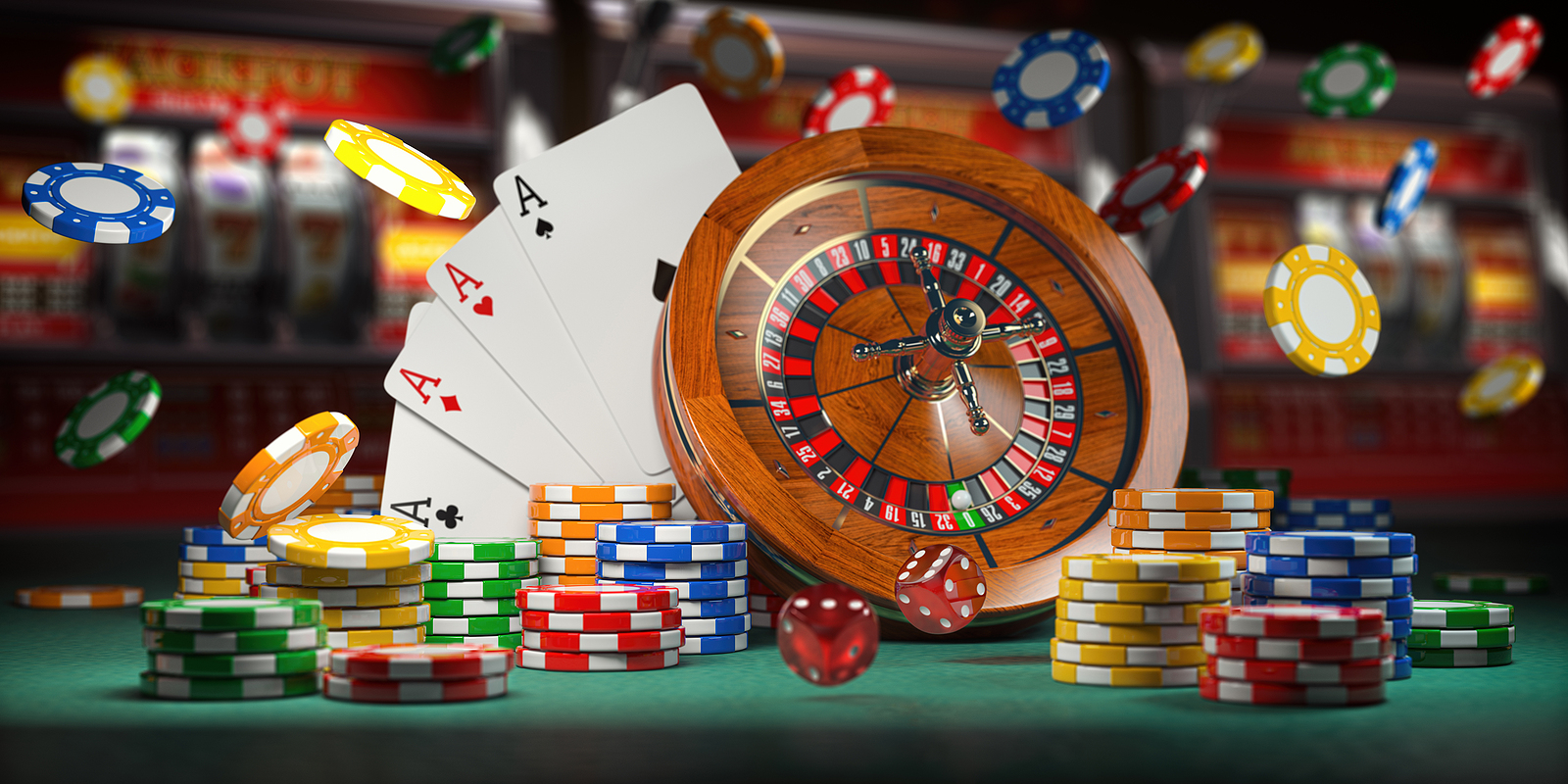 Why It Is Useful To Play Casino Games | Incredible Things