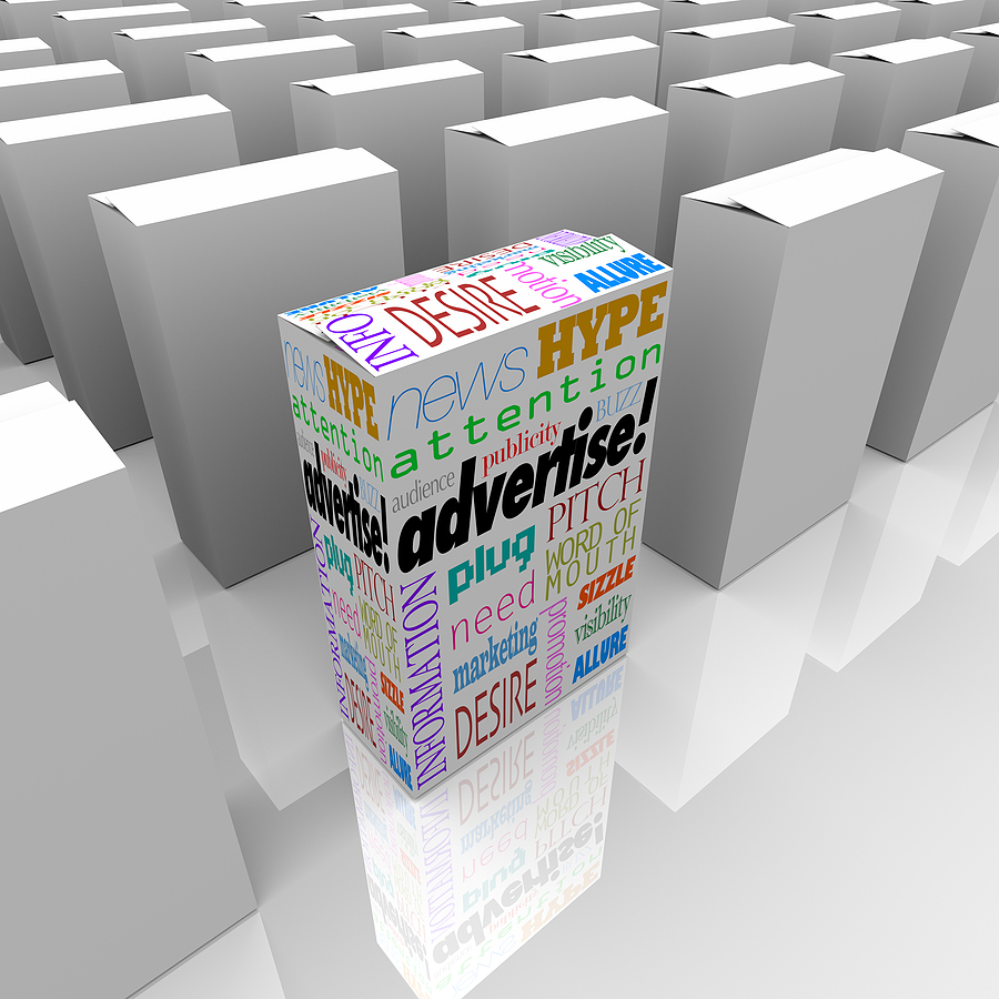 How important are the Staple Banners for Advertising?