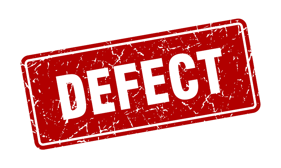 Who's at Fault for a Defective Product?