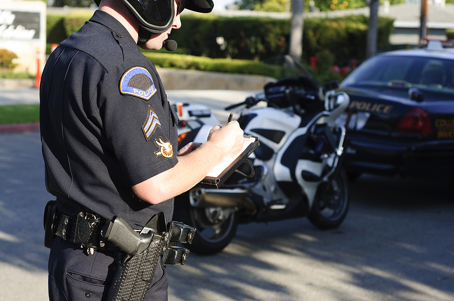 The Consequences of Serious Traffic Ticket Offenses