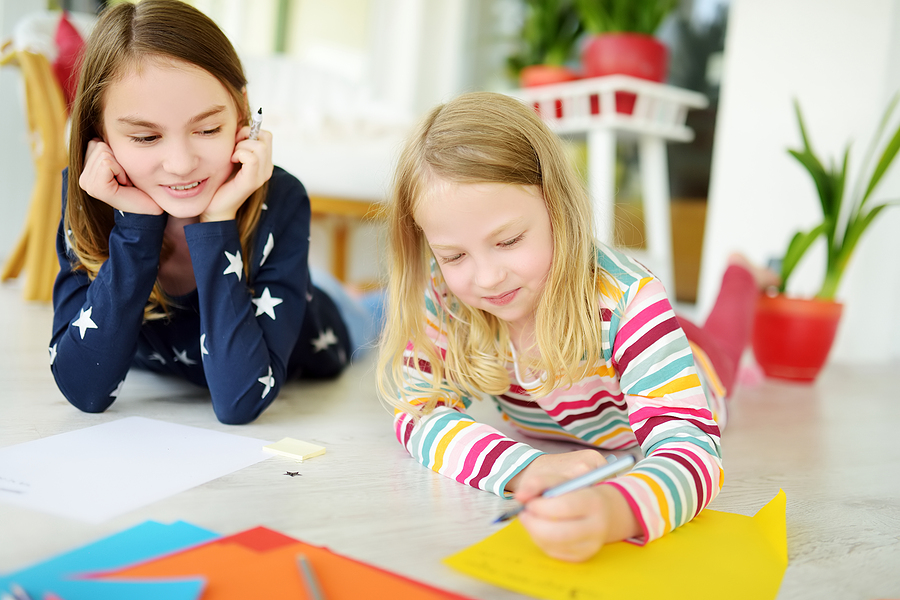 5 Ways to Keep Your Kids Busy At Home