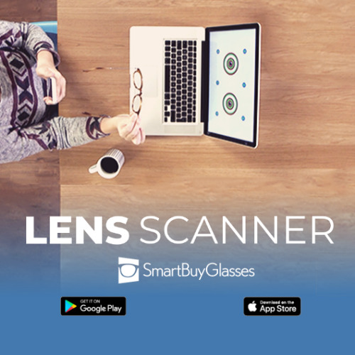 Meet the Lens Scanner - a Revolutionary App to Get Your Glasses Prescription Online