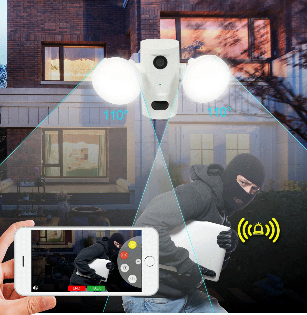 Everything You Need To Know About Wi-Fi Security Lights in 2020