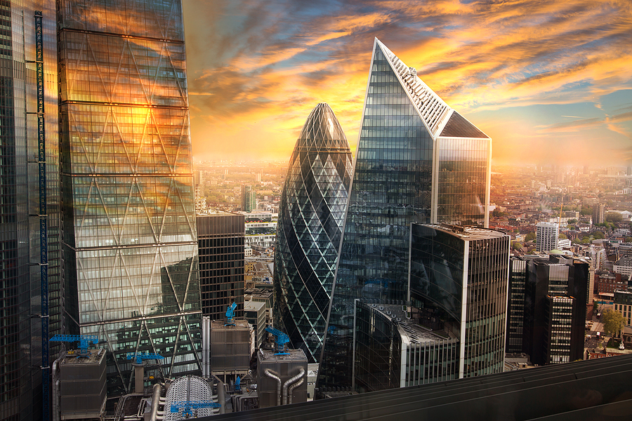 Why now is an especially good time to visit London's City financial district