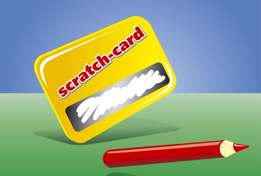 Why Online Scratch Cards are So Addictive