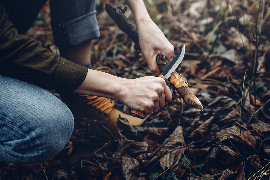 Criteria for choosing your camping knives