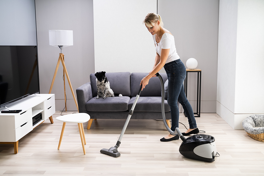 Standard Cleaning by Tucson Maids with Expert Cleaners