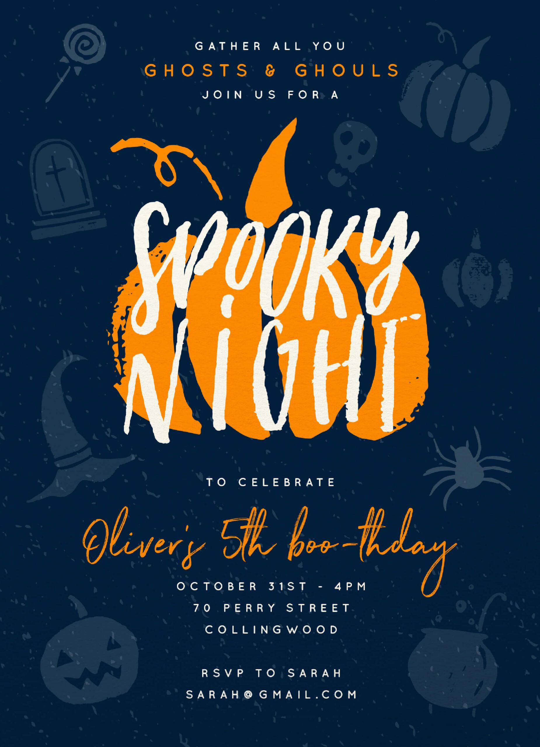 Halloween Birthday Parties - Everything to Know