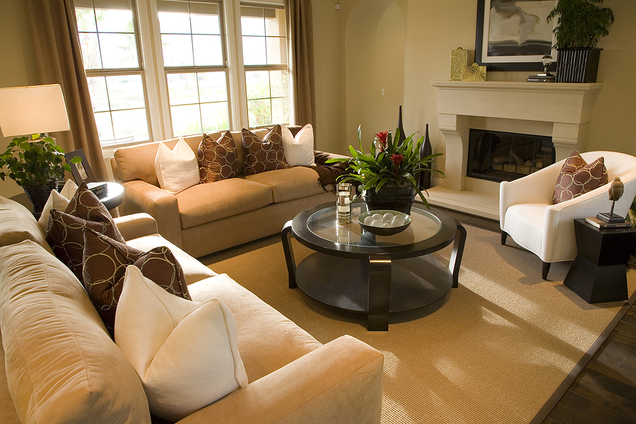Enhance Your Home with Traditional Living Room Items