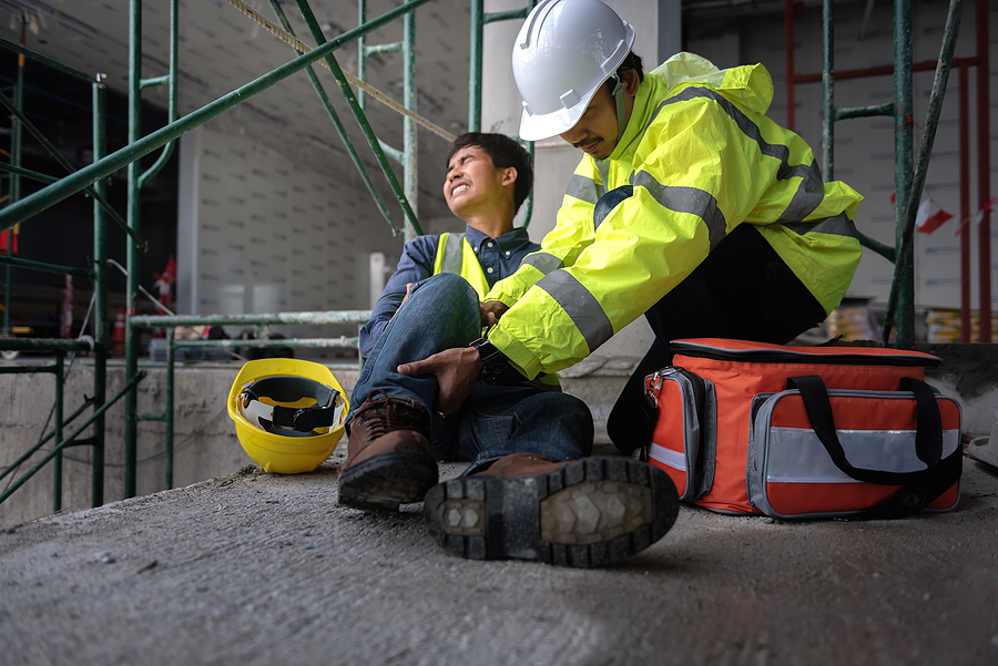 What You Should Do If You Were Involved in a Workplace Accident