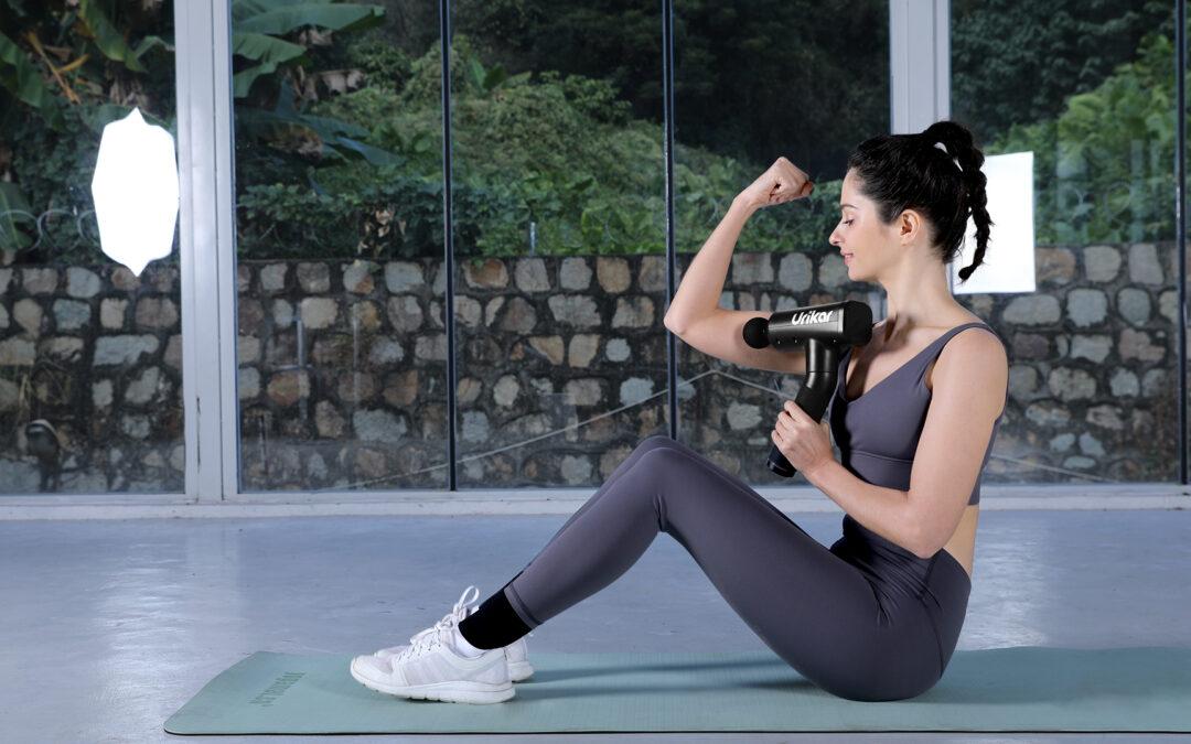 Urikar's New High-Power Yet Ultra Quiet MassagerGun PRO 3Hit the Market