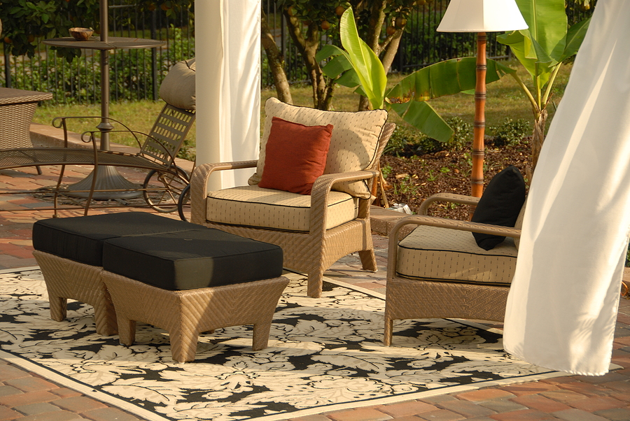 How To Refurbish Worn Out Patio Furniture Cushions