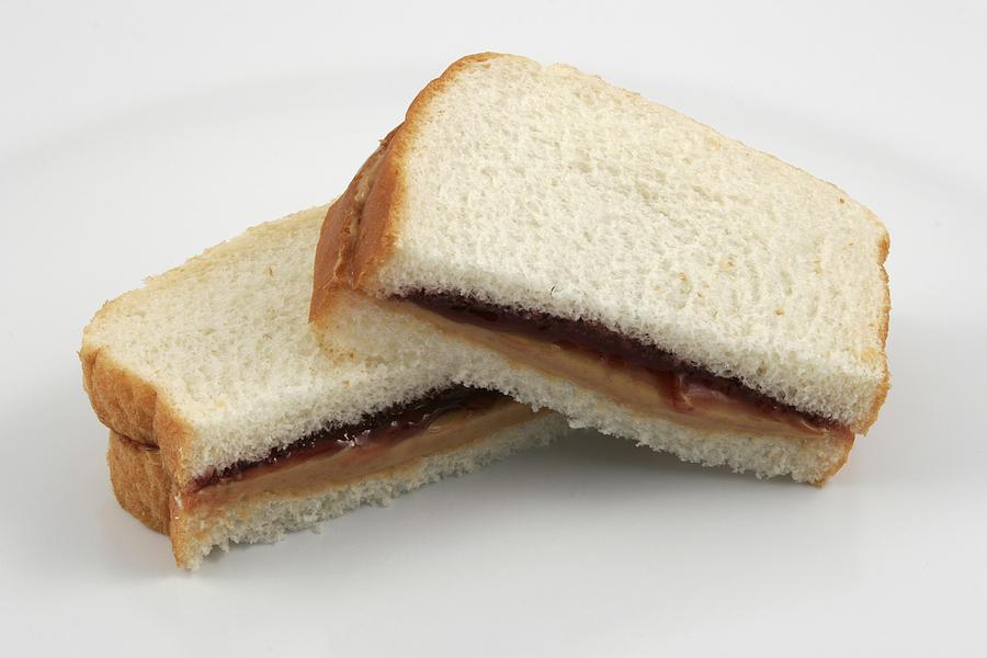 5 Peanut Butter Sandwich Variations