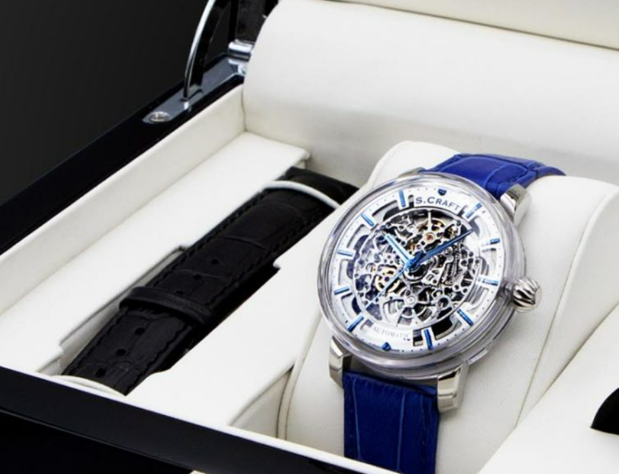 Style-piece – Not Just a Timepiece – the Skeleton Watch