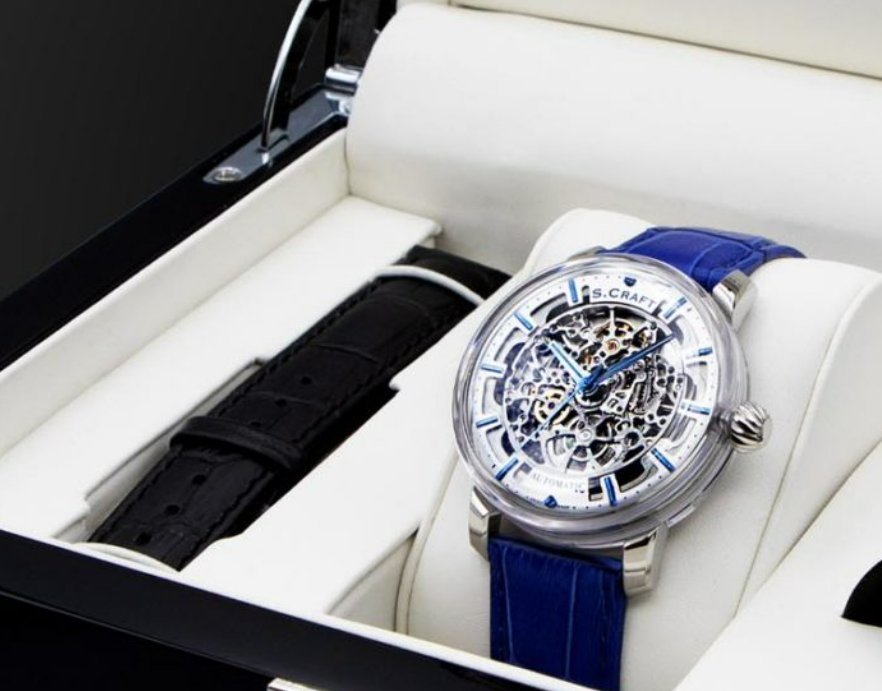 Style-piece - Not Just a Timepiece - the Skeleton Watch