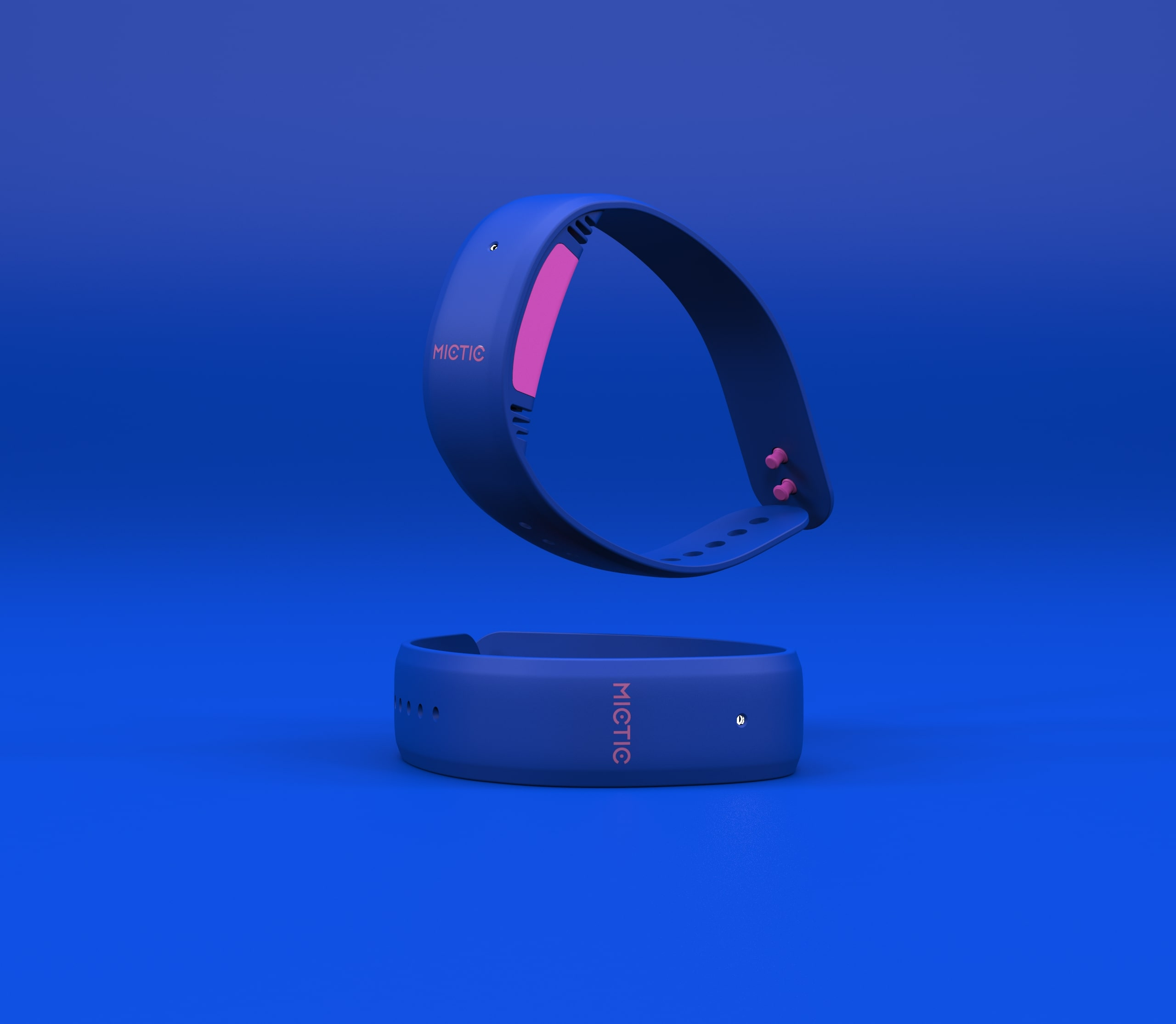 Mictic launches Kickstarter Campaign for its Musical Wristband!