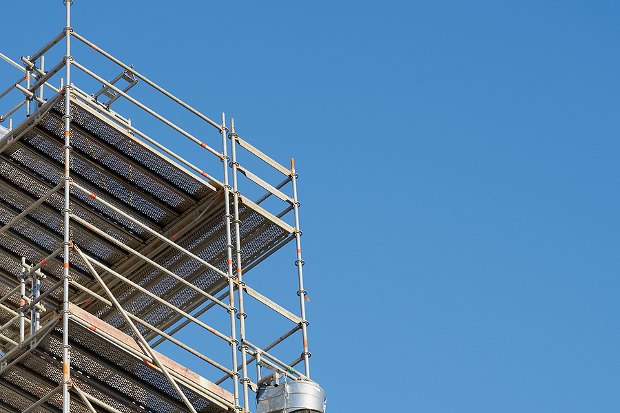 The Common Scaffolding Types for Construction Projects