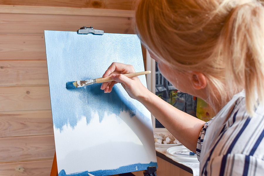 4 Reasons Why You Should Start Painting
