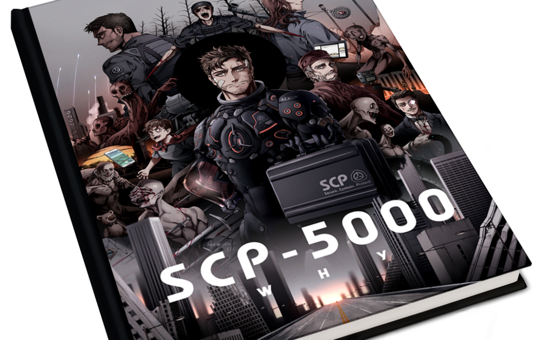 SCP-5000 WHY The Graphic Novel