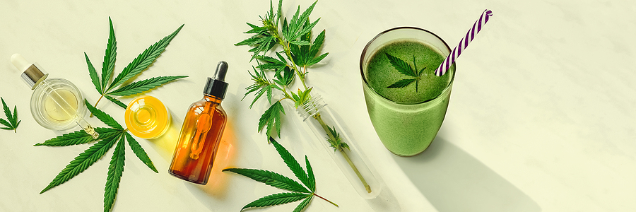 How to make smoothies with CBD