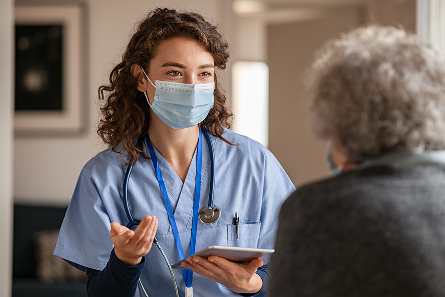 Role of healthcare Practitioners During the Pandemic