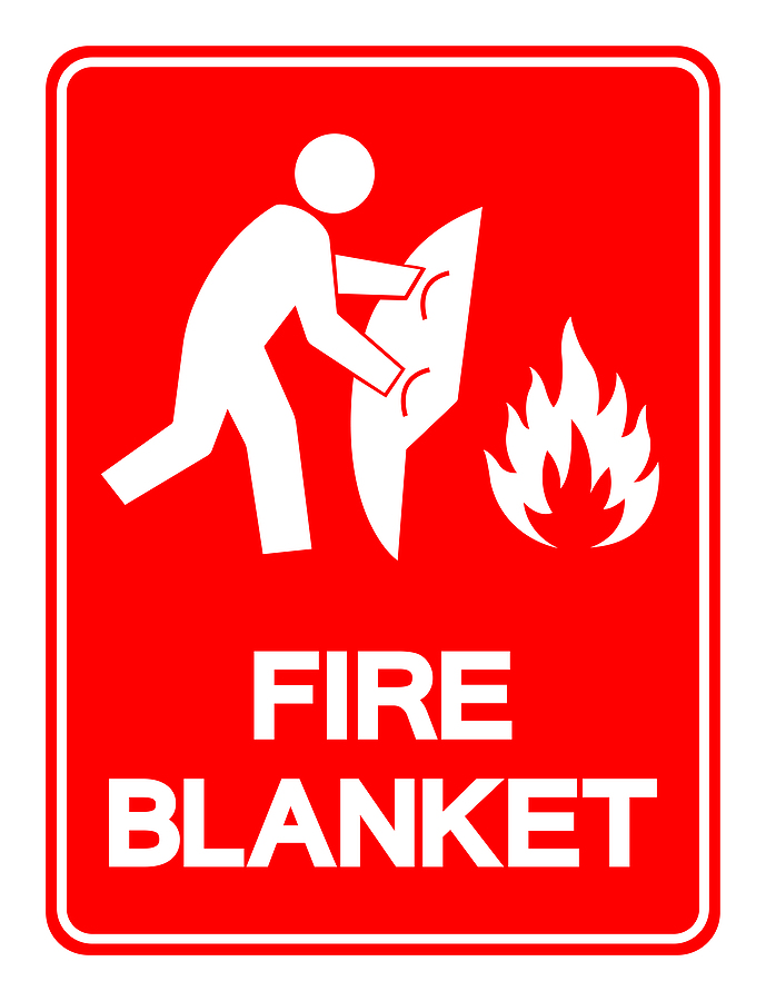 The Four Major Safety Benefits of a Fire Blanket