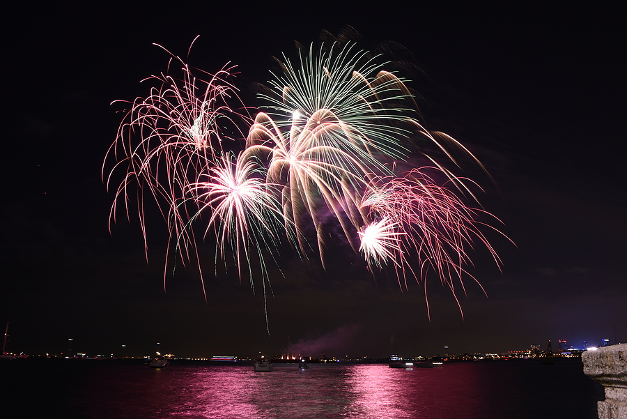 Why We Celebrate Occasions with Fireworks