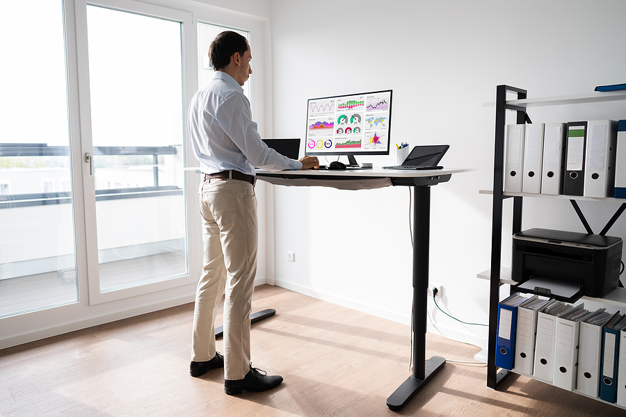 Why Motorized Desk Is Now Booming In the US?