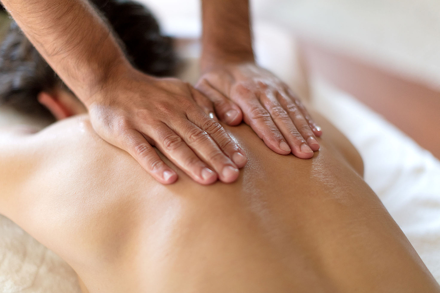 Is body rub an entertainment or medical practice?