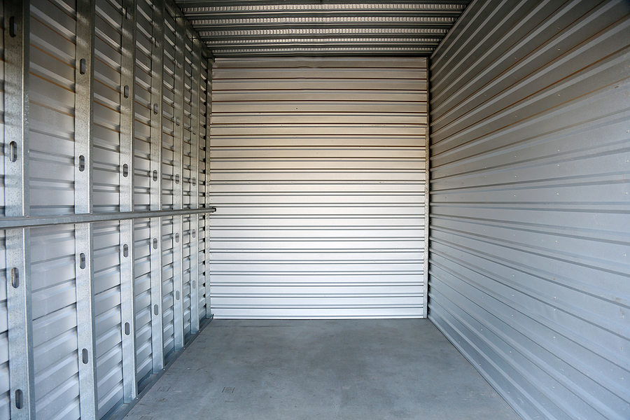 How do e-commerce and small entrepreneurs benefit from self-storage service in Boston?