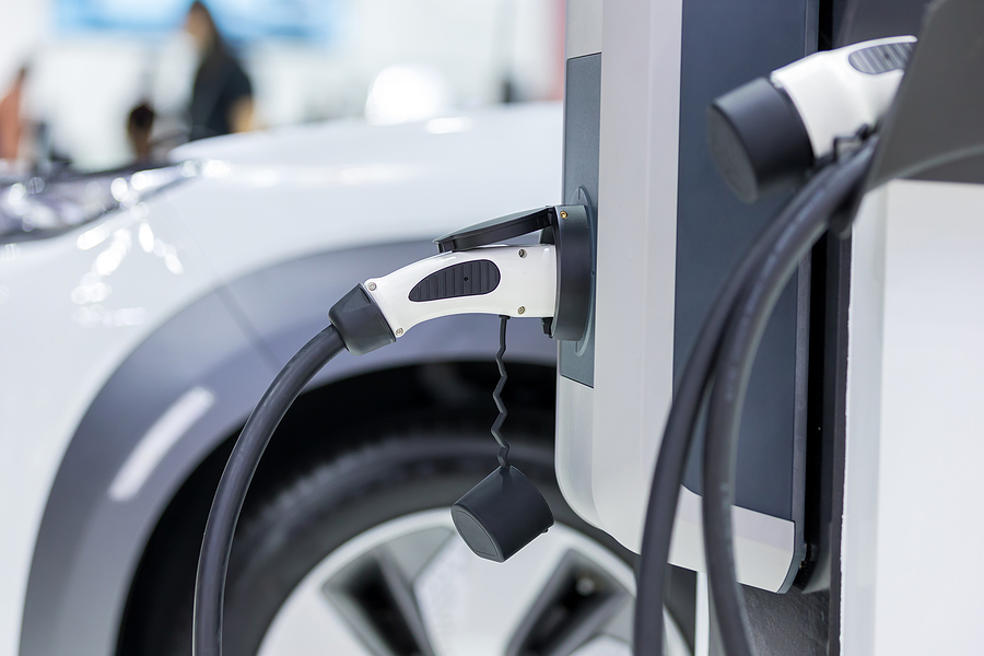 Supercharging Stations on the Way to Las Vegas