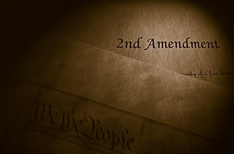 2nd Amendment: Wave the flag!