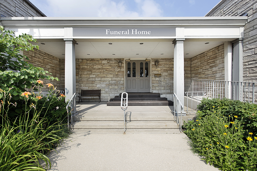 What is the role of a Funeral Director?