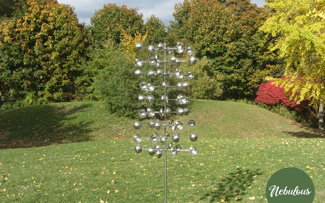 A Dynamic View – Kinetic Wind Sculptures