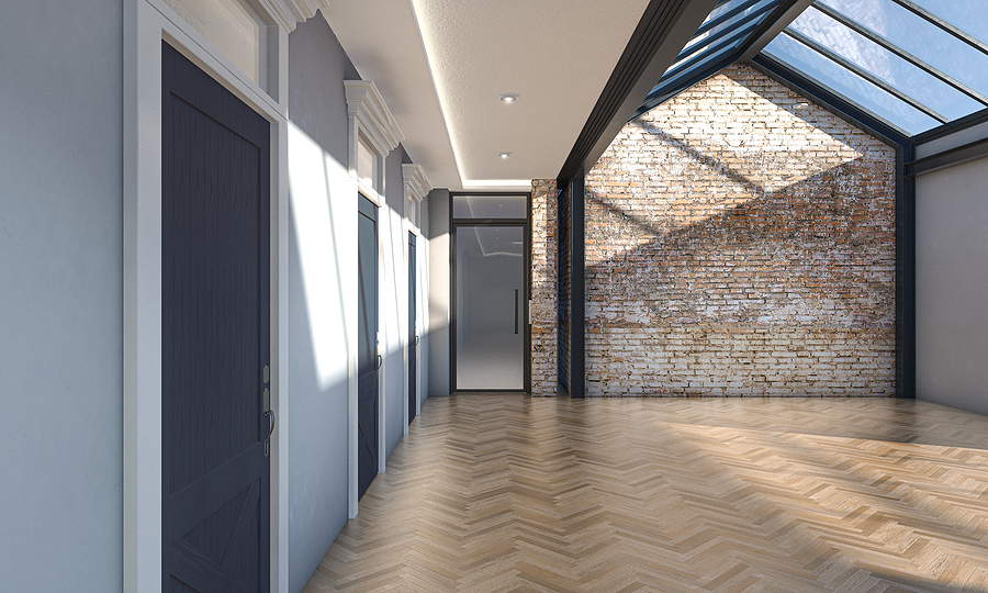 Using Skylights in a Corporate Environment