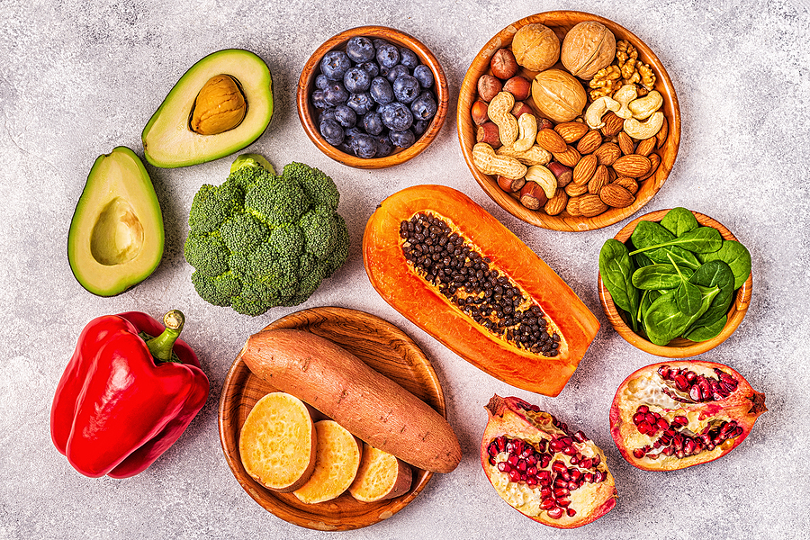 Best Anti-Aging Natural Foods and Herbs for Longevity