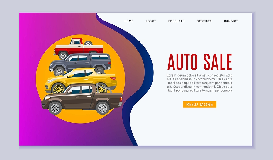 How to create a killer website for any car dealer business