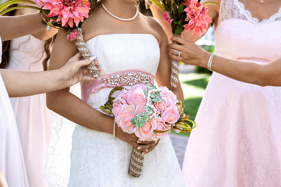 How to Pull Off a Bridesmaid Dress Effortlessly