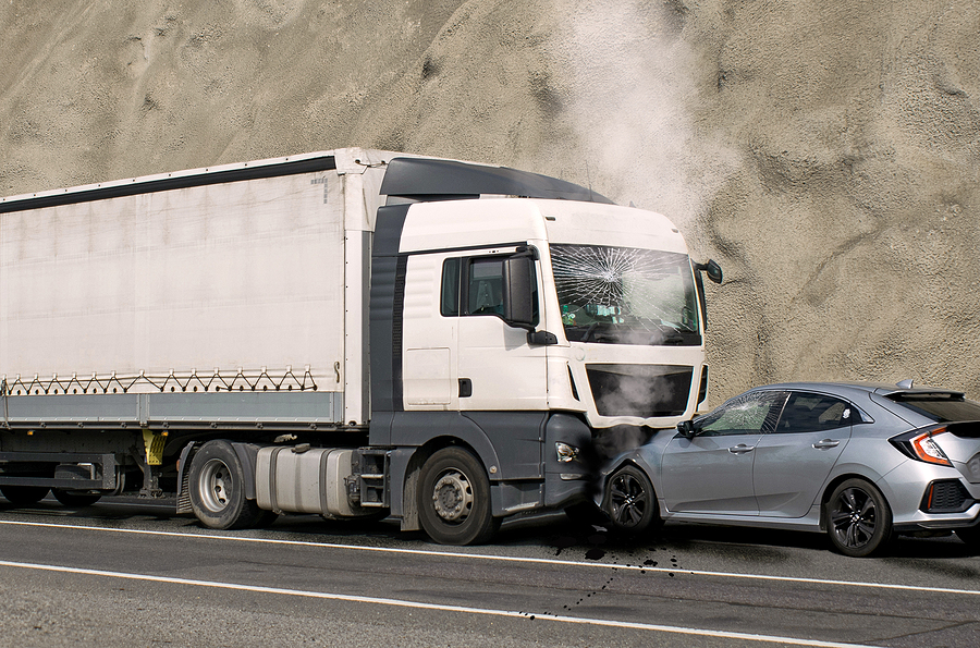 Types of Truck and Tractor-Trailer Accidents