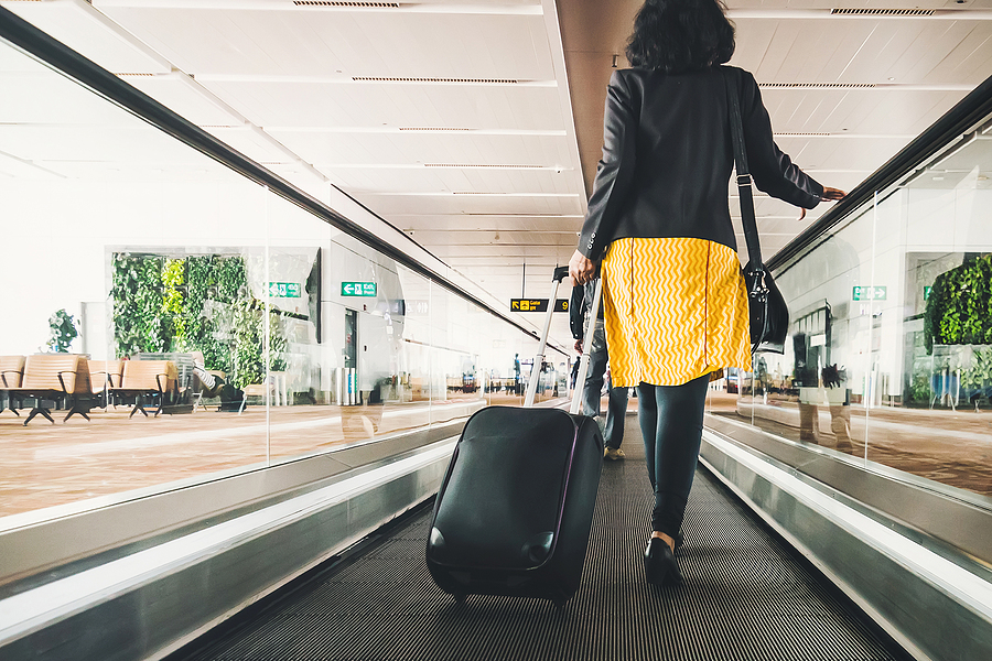 Luggage storage spaces: Allies to travellers