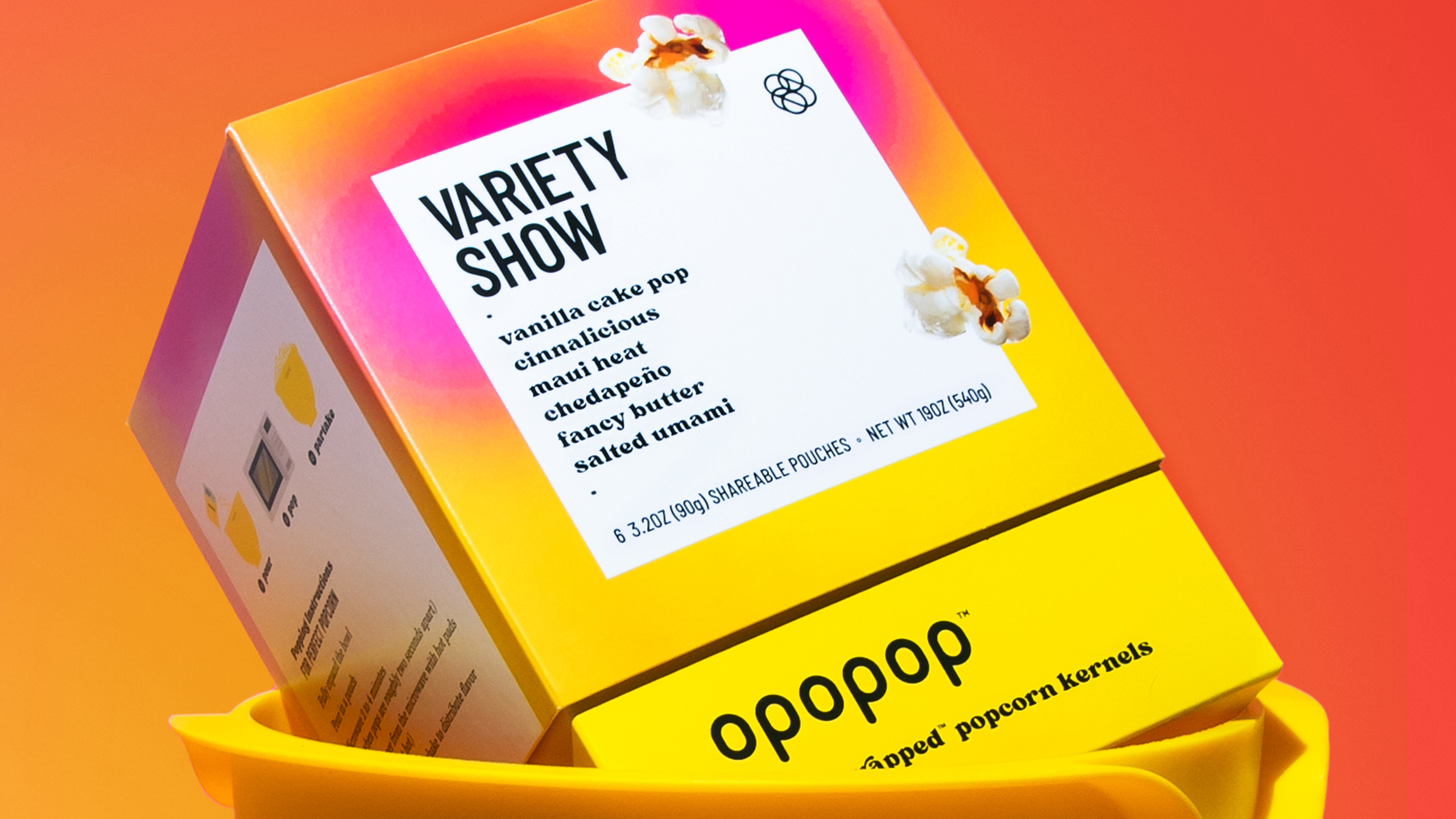 Opopop Review: Yummy Flavor Wrapped Popcorn
