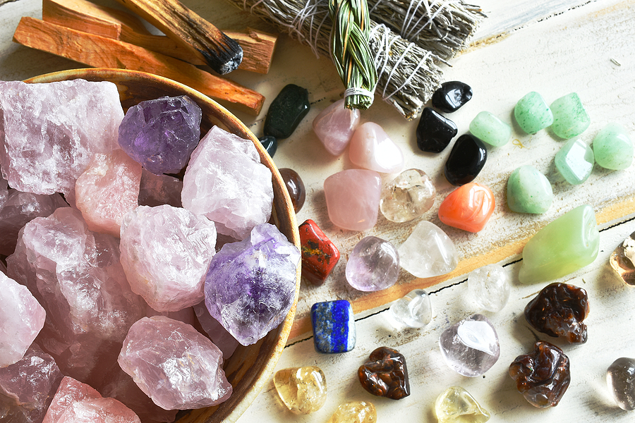 4 Powerful Healing Crystals—And What They're Used For