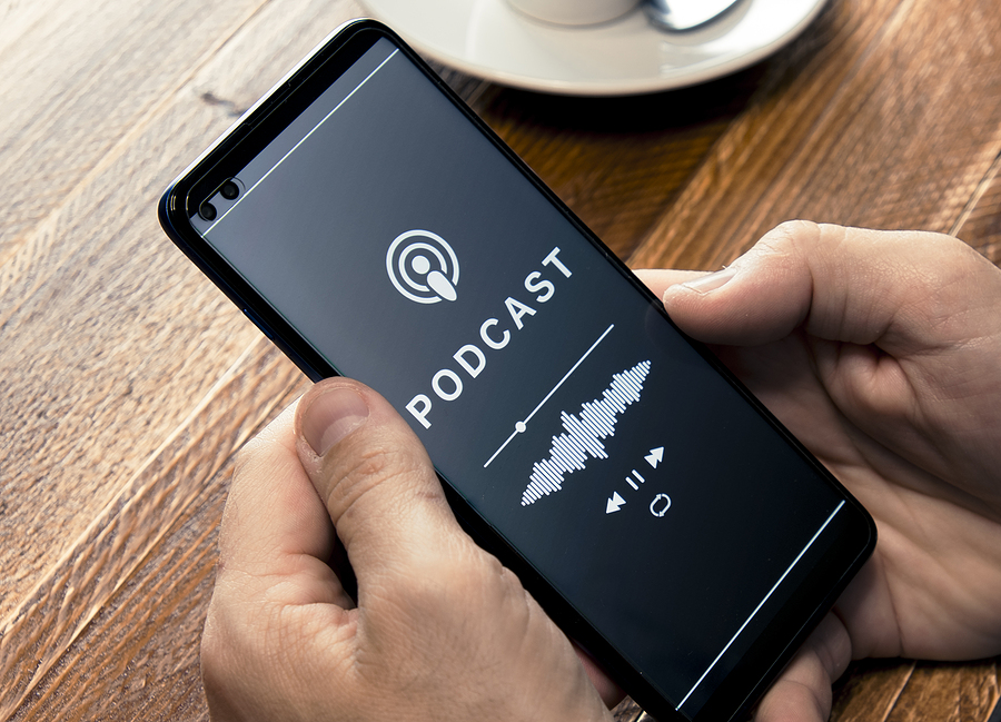 Learning While Listening: Top Ten Podcasts