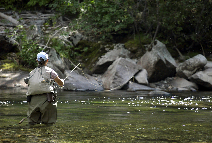 The Great, New Fly Fishing Book by Trinity