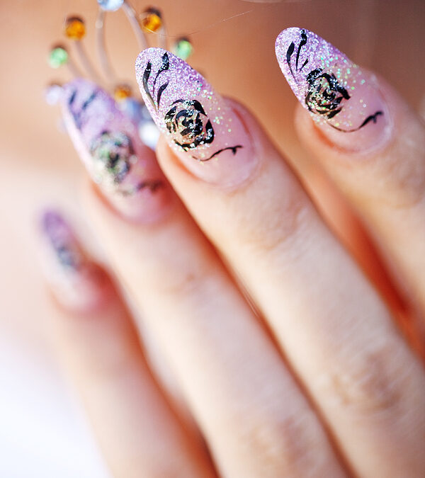 Hot Nail Art Trends and Ideas