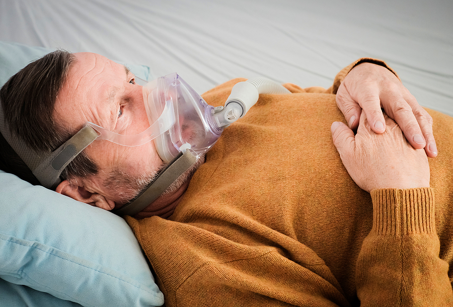Discussing possible outcomes of a CPAP lawsuit