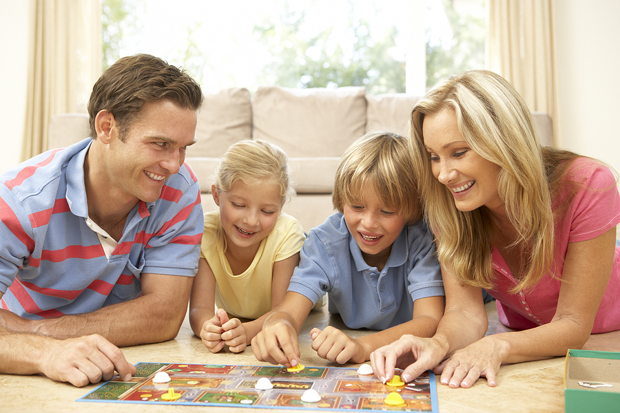 Fantastic Games For The Family Better that Engage Your Minds