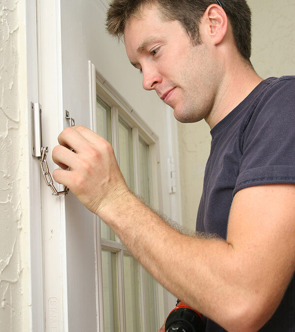 Home security tips for apartment owners